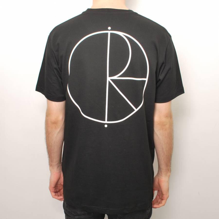 polar skateboards polar stroke logo skate t shirt black independent trucks logo meaning independent truck logo racist