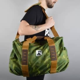 Poler Stuff Carry-On-Duffel Bag - Green Camo