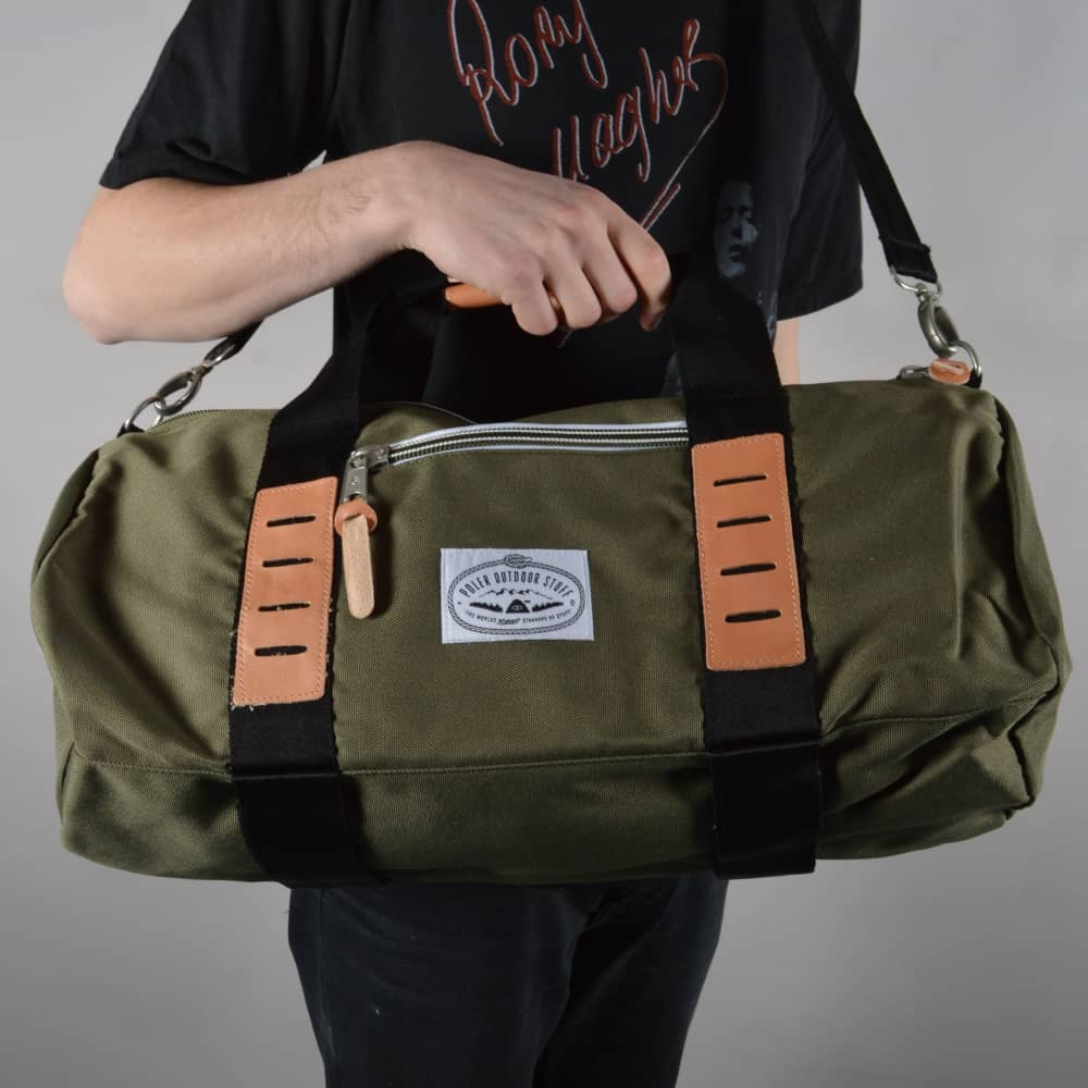 679d311ab445 Poler Stuff Classic Carry-On-Duffel - Burnt Olive - ACCESSORIES from ...