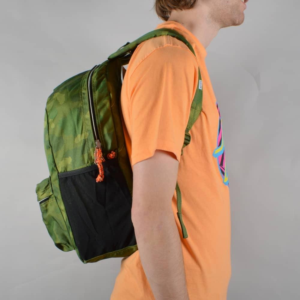Poler Stuff Rambler Backpack - Green Furry Camo - ACCESSORIES from ... 7f5eb34f9df5f