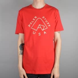 Tent T-Shirt - Red