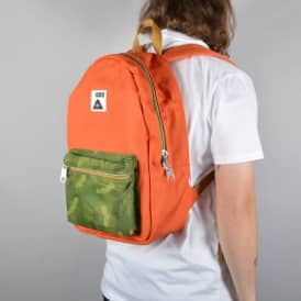 Poler Stuff The Rambler Backpack - Burnt Orange