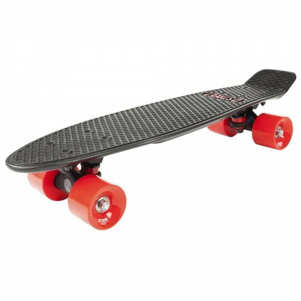 d street skateboards polyprop cruiser skateboard 23 black red skateboards from native skate. Black Bedroom Furniture Sets. Home Design Ideas