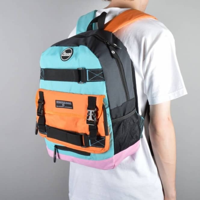 Penny Skateboards Pouch Backpack - Pastel