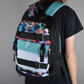 Pouch Skate Backpack - Carlton