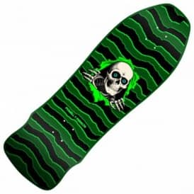 Powell Peralta Geegah Ripper Green/Black Skateboard Deck 9.75""