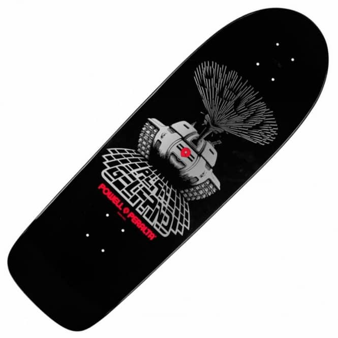 Powell Peralta Gelfand Tank Re-Issue Skateboard Deck 10''