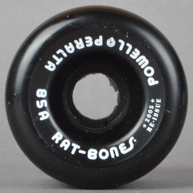 Powell Peralta Powell Peralta Rat Bones Black 85A Skateboard Wheels 60mm