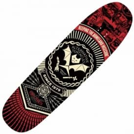 Powell Peralta x Alternative Tentacles Winston Smith Skateboard Deck 8.4""