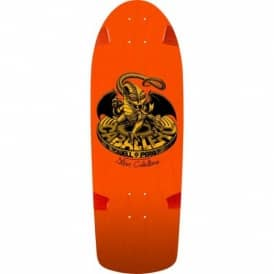 Powell Peralta Steve Caballero BG Dragon Orange Bones Brigade 7th Series Reissue Skateboard Deck 10.0""