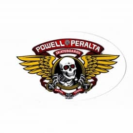 Powell Peralta Winged Ripper Skateboard Sticker