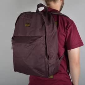 Primitive Apparel Homeroom Backpack - Burgundy