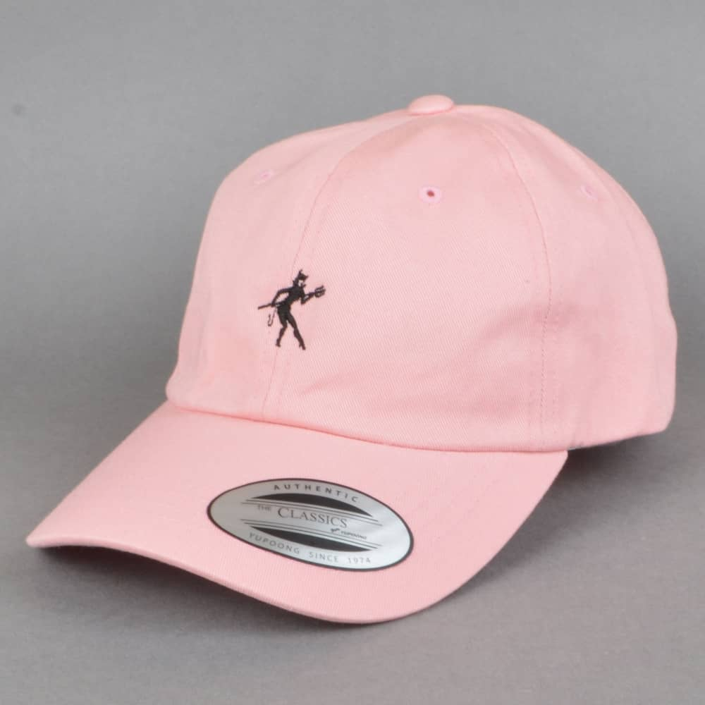 Primitive Apparel Lily Strapback Dad Cap - Pink - SKATE CLOTHING ... 4f1a9837aa0