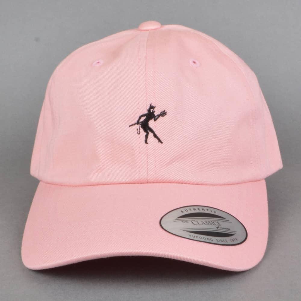 6e054fd4 Primitive Apparel Lily Strapback Dad Cap - Pink - SKATE CLOTHING ...
