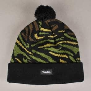 8e79b3a3 Neff Headwear Neff Trio Beanie - Charcoal/Maroon/Black - Beanies ...