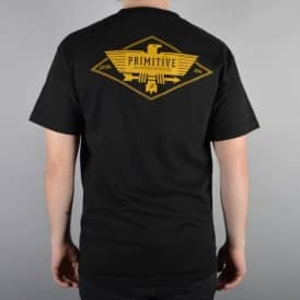 Thunderbird Pocket T-Shirt - Black