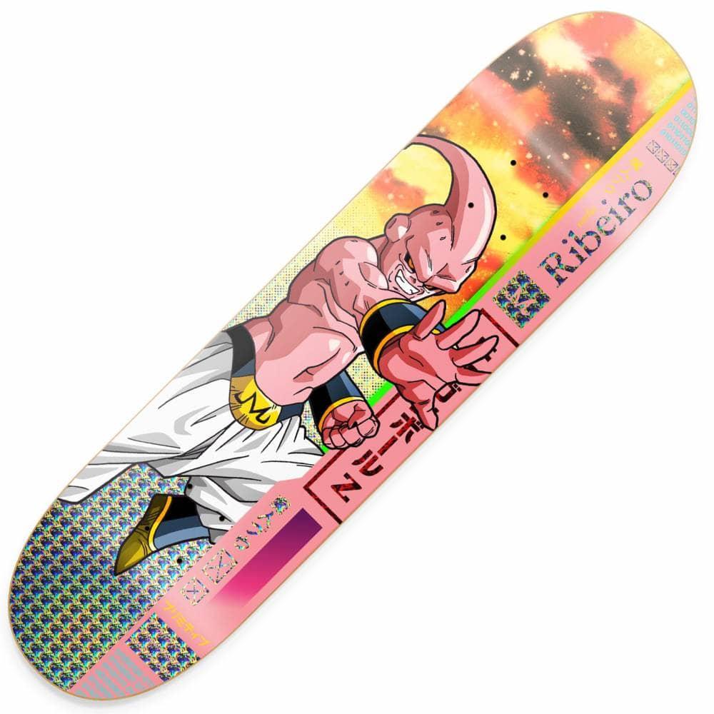 4ea1c3d8 Primitive Skateboarding Carlos Ribeiro Buu Dragon Ball Z Skateboard ...