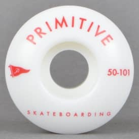 Primitive Skateboarding Pennant Arch Skateboard Wheels 50mm