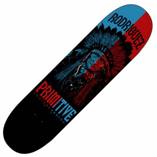 Primitive Skateboarding Primitive Honcho Skateboard Deck 8.25''