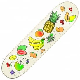 Primitive Skateboarding Ribeiro Fruit Party Skateboard Deck 8.1""