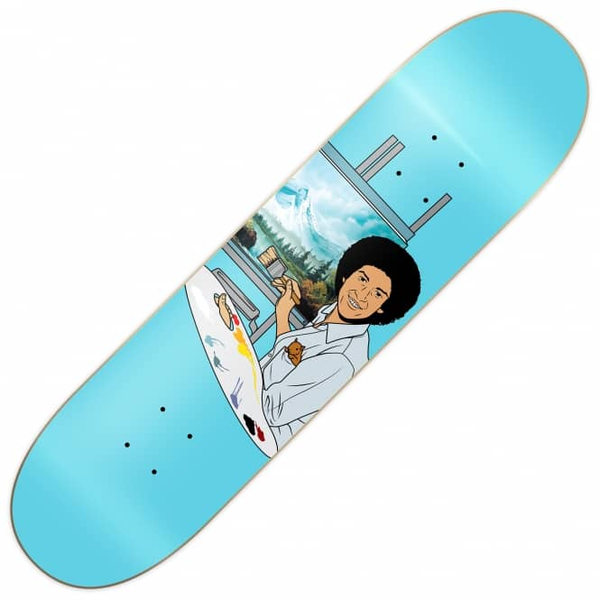Primitive Skateboarding Tucker Joy Of Skateboarding Skateboard Deck 8.125