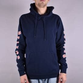 Primo Intl Pullover Hoodie - Navy Sale 431f4717e2d