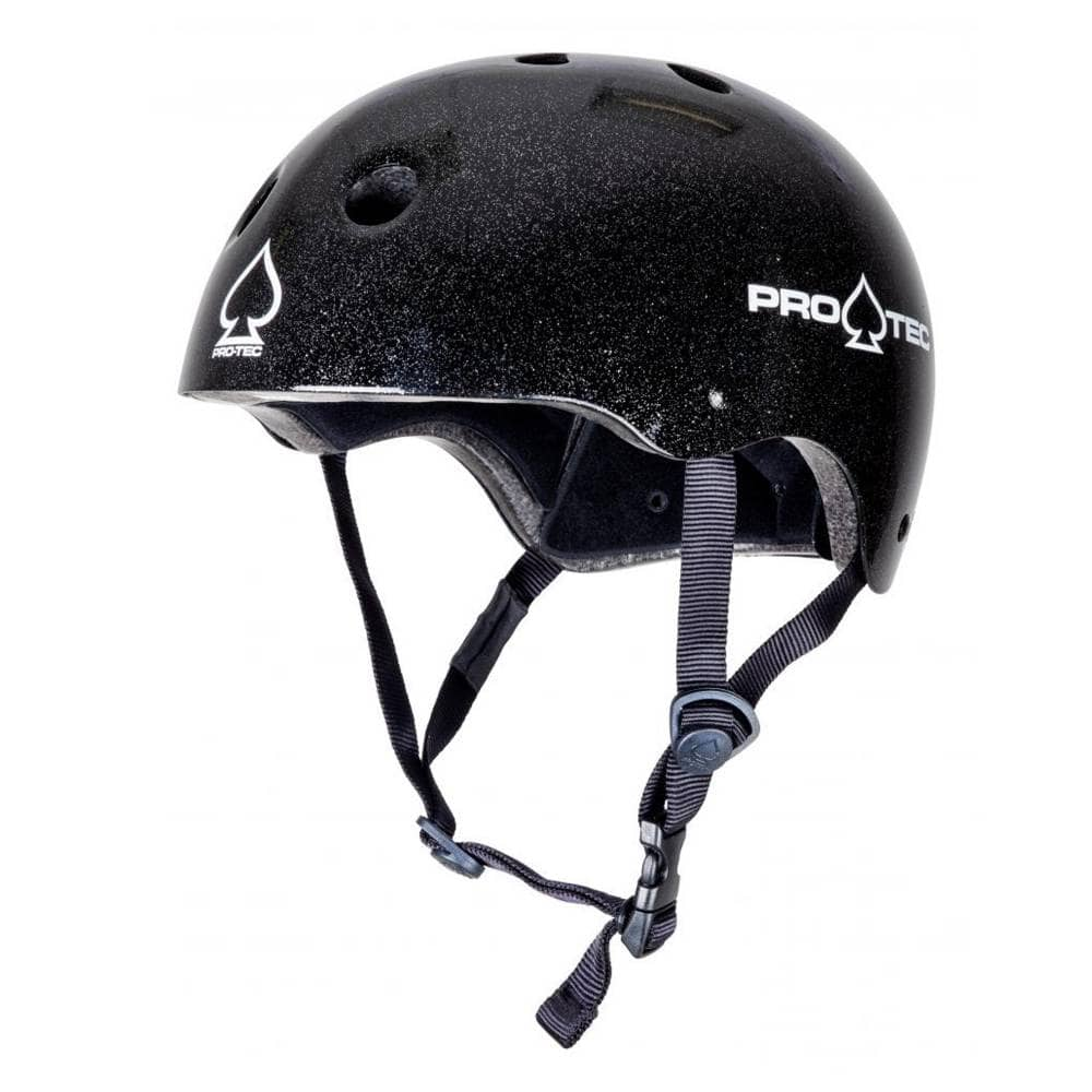Protec Fullcut Red Metal Flake-xl Helmet