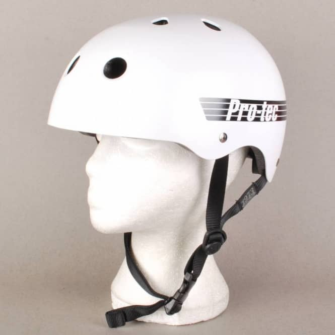 Pro-Tec Classic Skate Helmet - Glow In The Dark