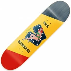 PRod Pin Up Skateboard Deck 8.0