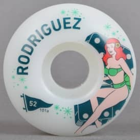 PRod Pin Up Skateboard Wheels 52mm