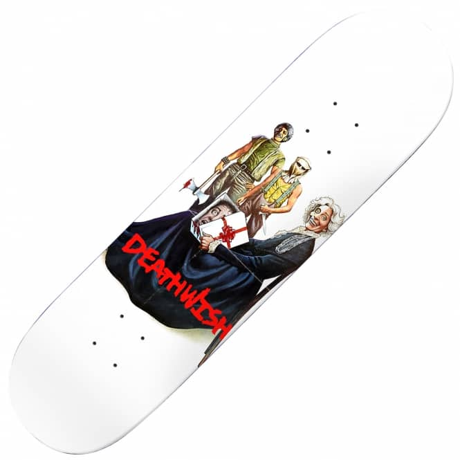 Deathwish Skateboards Proud Mama Skateboard Deck 8.625
