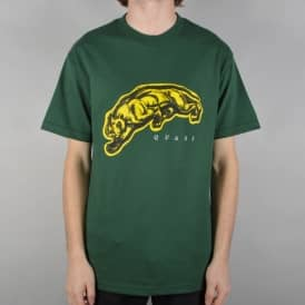 Puma Skate T-Shirt - Forest Green