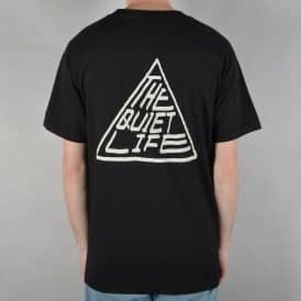 Pyramid T-Shirt - Black