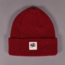 Quality Fold Up Beanie - Red 5db49f7bb6c2
