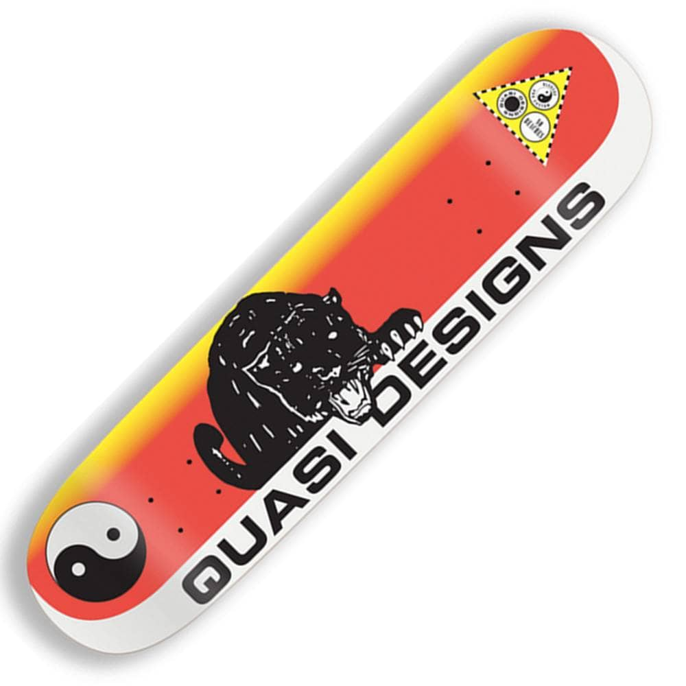 6f460508b5c7 Quasi Skateboards Bledsoe Custom Skateboard Deck 8.5   - SKATEBOARDS ...