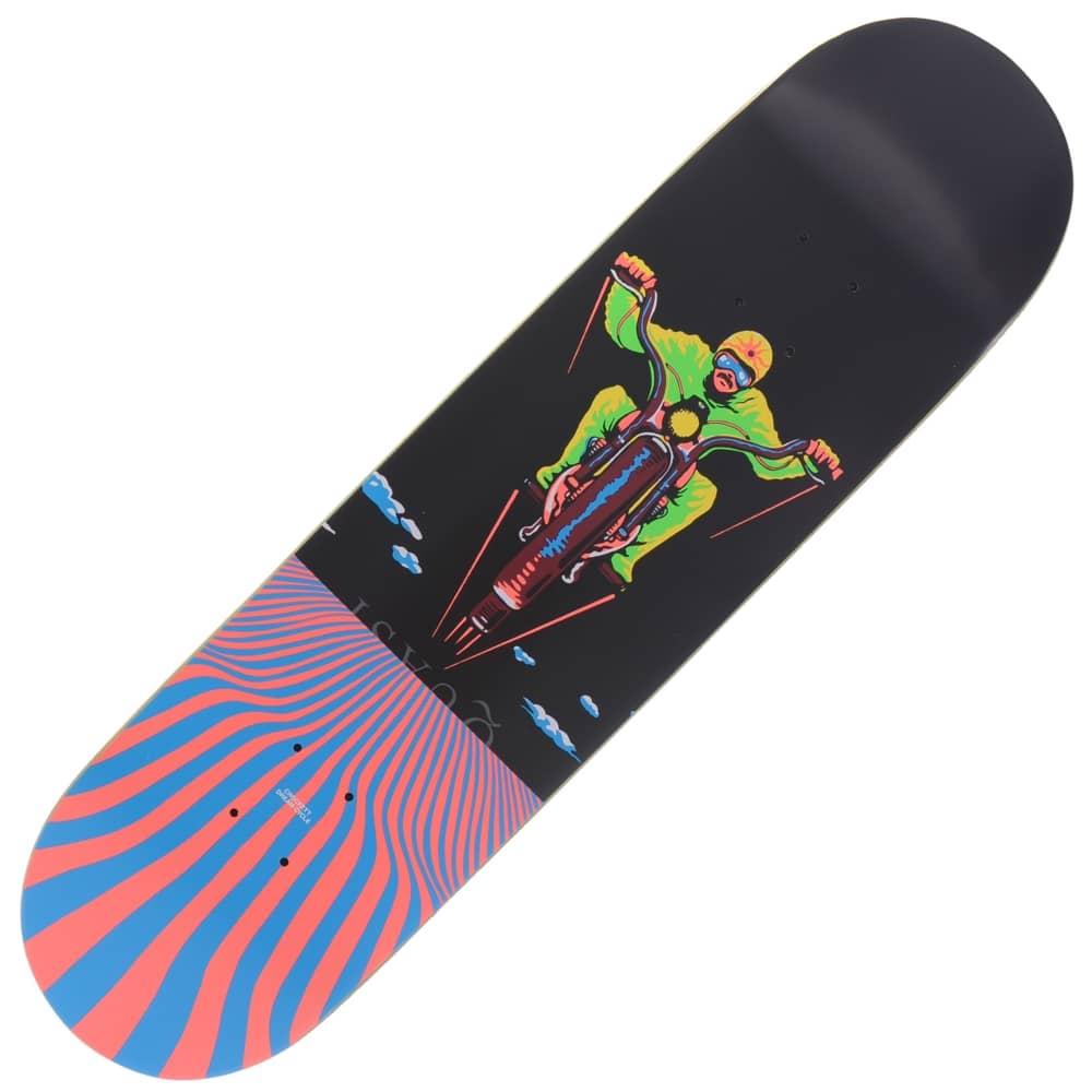 Quasi Skateboards Crockett Dream Cycle Skateboard Deck 8.5 ... 35f9a32c78f