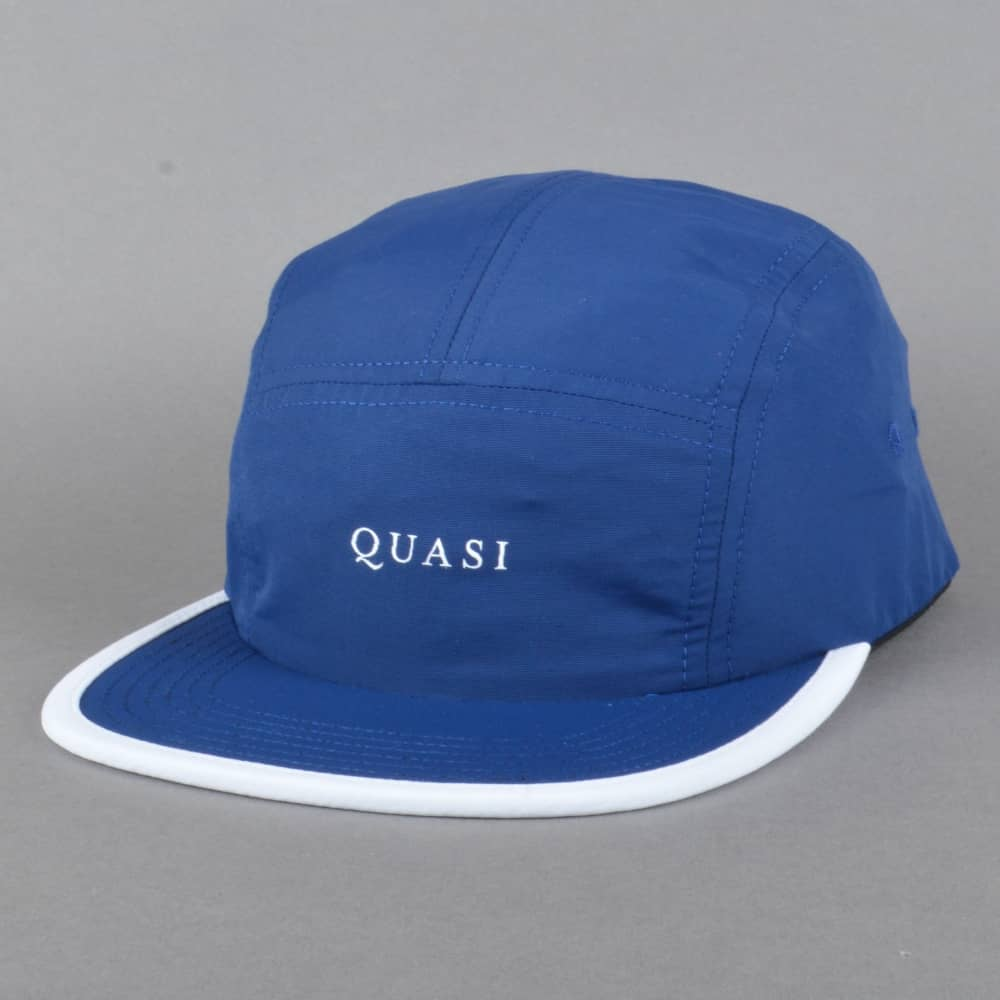 Quasi Skateboards Five 5 Panel Cap - Navy - SKATE CLOTHING from ... ddbdc0225e59