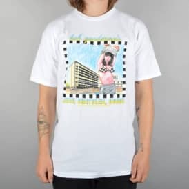 Goodman Skate T-Shirt - White