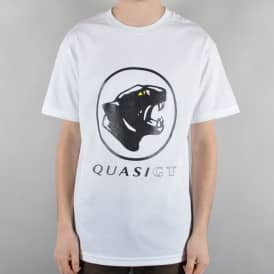 Quasi Skateboards Le Mans T-Shirt - White