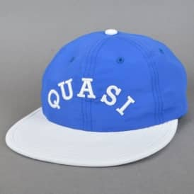 Mayo Formless Snapback Cap - Royal Blue