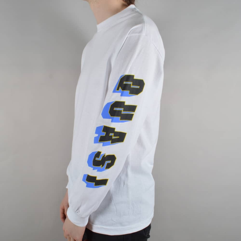 0878a88e743 Quasi Skateboards Prix Longsleeve T-Shirt - White - SKATE CLOTHING ...