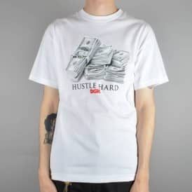 Racks Skate T-Shirt - White