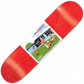 Enjoi Skateboards Raemers Dog Pooper BBQ Skateboard Deck 8.0''