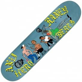 Raney The Clubhouse Skateboard Deck 8.28