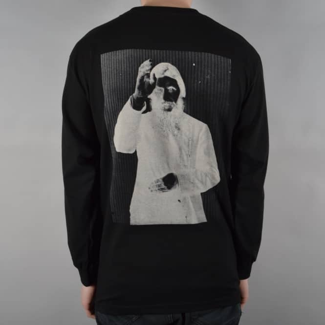 Theories of Atlantis Rasputin Longsleeve T-Shirt - Black