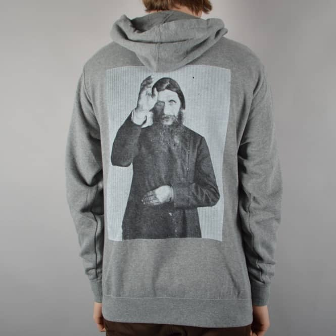 Theories of Atlantis Rasputin Pullover Hoodie - Athletic Heather