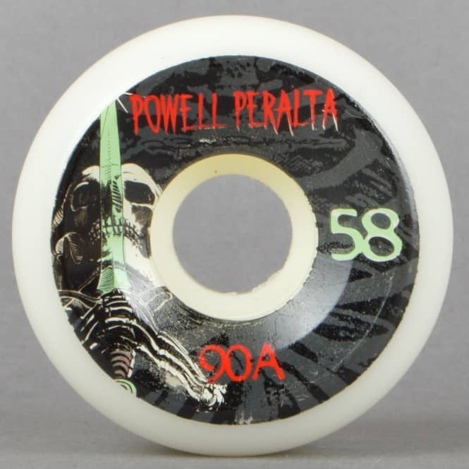 Powell Peralta Ray Rodriguez Skull And Sword 3 90A Skateboard Wheels 58mm
