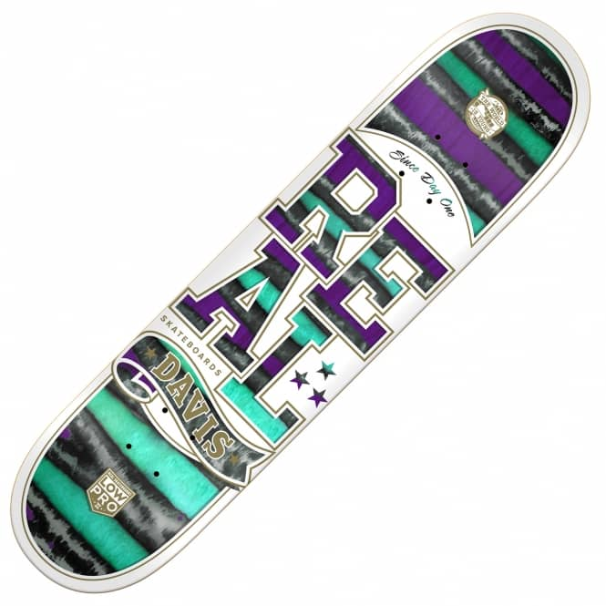 Real Skateboards Davis Spectrum Low Pro II Skateboard Deck 8.38