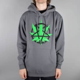 Devils Harvest Pullover Hoodie - Charcoal