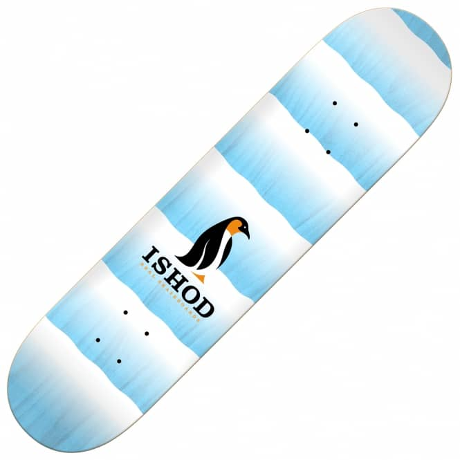 Real Skateboards Ishod Iced Skateboard Deck 8.02